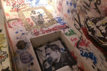 Street Art Vini DiVini Cutrofiano