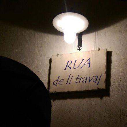 Rua de li Travaj