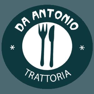 logo trattoria da antonio