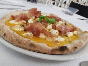 pizza - gambero pazzo