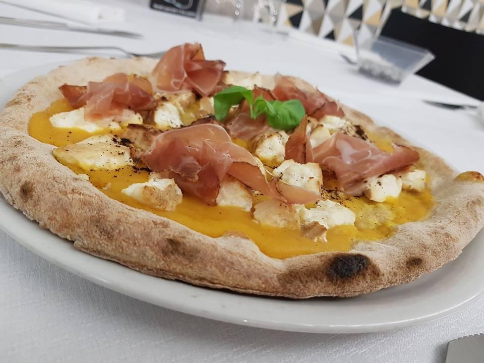 Pizza Gambero Pazzo