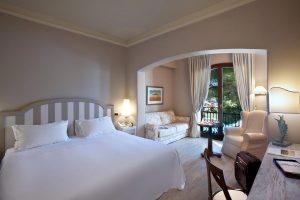 Grand Hotel Baia Verde camera