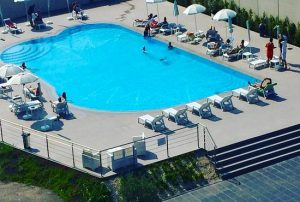 piscina-esterna Catania International Airport Hotel